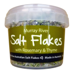 Murray River Salt Flakes with Rosemary and Thyme