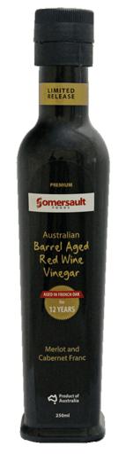 12 Year Barrel Aged Red Wine Vinegar